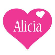 alicia name - Google Search