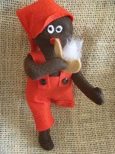 Saci Perere 20 cm   Sandra Leticia Doll Maker Brasil   32BE01 - Elo7