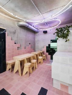 Gallery of Beets and Roots Restaurant Berlin / Gonzalez Haase - 8