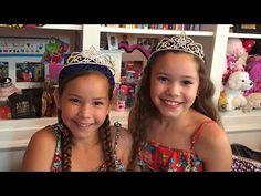 Olivia & Sierra's ROOM TOUR!! (Haschak Sisters) - YouTube