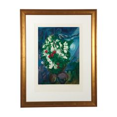 Bouquet with Flying Lovers - Ethan Allen US
