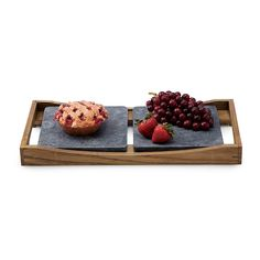 Hot and Cold Soapstone Serving Platter | food warming equipment | UncommonGoods