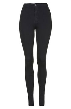 Free shipping and returns on Topshop Moto 'Joni' High Rise Skinny Jeans at Nordstrom.com. High-waisted jeans in a curve-defining skinny fit are cut from a soft, lightweight cotton blend in a rich black wash.
