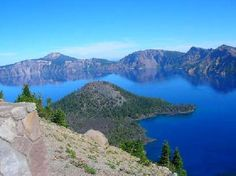 Crater Lake, Oregon. I havent gotten here yet, but im gonna someday.