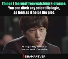 Ahhh, K-drama logic...We love Madame Antoine anyway!