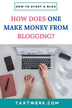 Many people come to me and ask, how does one make money from blogging? So I will break it down in an easy summary for you.