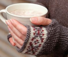 The Very Easy Guide to Fair Isle Knitting sample pages by St. Martin's Press