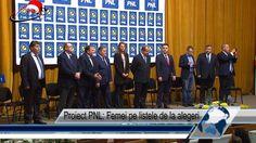 Proiect PNL  Femei pe listele de la alegeri