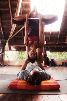 #partner #yoga