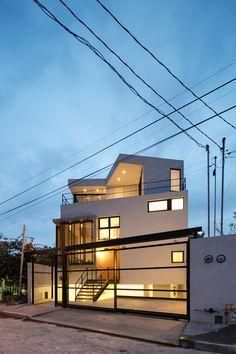 Casa Taller Tampiquito / Dear Architects / ph: Lorena Darquea