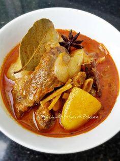 Thai Recipes, Asian Recipes, Best Thai Food, Thai Cooking, Indonesian Food, Dessert Recipes, Desserts, Pot Roast, Street Food