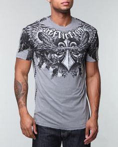 Affliction - Courageous Eagle T - $47.99