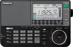 If you are looking for the best shortwave radio in 2020 for your emergency kit or for any other purpose, our article on 6 best shortwave radios is the best place to start your search. Radios, Pll, Air Band, Emergency Radio, Ohms Law, Cool Gadgets To Buy, Hot Tub Backyard, Short Waves, Transistor Radio