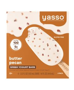 Yasso makes the everyday desire for feel good indulgence an easy, uncompromising choice with the goodness of frozen Greek yogurt. Explore our bar flavors. Mint Chocolate Chips, Chocolate Chip Cookie Dough, Frozen Greek Yogurt, Yogurt Bar, Sea Salt Caramel, Butter Pecan, Cookies And Cream, Healthy Nutrition, Natural Flavors