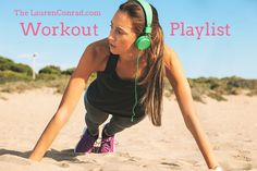 The perfect workout playlist for your next gym session!