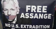 Julian Assange auch nach Haftende weiter im Gefängnis und Gericht blockiert vollständige Information Chelsea Manning, Us Air Force, Der Richter, Justiz, Great Awakening, Joker, Movie Posters, Fictional Characters, Image