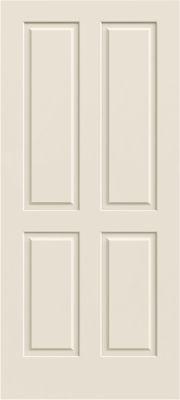 Jeld Wen Molded All Panel Santa Fe Interior Passage Door