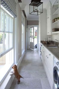 21 Laundry Rooms That Will Make You Want to Do Laundry #purewow