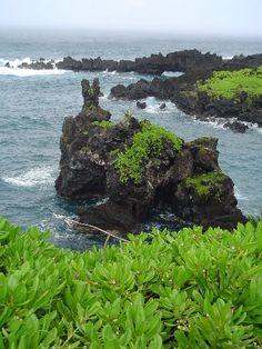 Haili land formation at Waianapanapa State Park, Hawaii | Wendy Osher via Maui Now