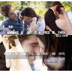 Twilight Saga ~ Edward and Bella Twilight Saga Quotes, Twilight Jokes, Twilight Saga Series, Twilight Edward, Edward Bella, Twilight New Moon, Twilight Movie, Edward Cullen, Bella Swan