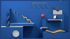 Motion Graphic Design, The magic of number NINE  von fabio medrano