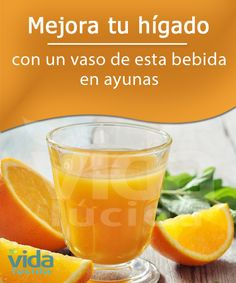 Un vaso de esta bebida en ayunas te ayudará a mejorar la salud de tu hígado. Healthy Liver, Healthy Juices, Healthy Smoothies, Healthy Drinks, Healthy Meals, Healthy Food, Aloe Vera Uses, Healthy Lifestyle Habits, Liver Detox