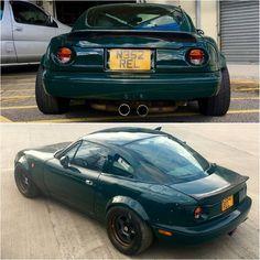 TopMiata on Instagram   Mazda Miata MX-5 - TopMiata My Dream Car, Dream Cars, Miata Mods, Mx5 Nb, Mx5 Mazda, Mazda Roadster, Tuner Cars, Custom Wheels, Diesel Trucks