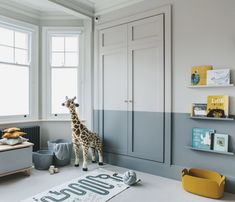 A grey and yellow boy's room. A bedroom designed for a little boy called Finn. A stylish room with a playful touch. Boys Bedroom Decor, Bedroom Ideas, House Beds, Kids Room Design, Fashion Room, Room Colors, Interiores Design, Room Inspiration, Decoration
