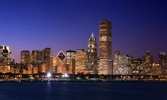 Monday or Tuesday Sunset Cruise for One, Two, or Four at Chicago Cruise Tickets (Up to Off) Chicago Skyline, New York Skyline, Great Places, Places To Go, Cruise Tickets, Girls Vacation, Vacation Ideas, Travel Sights, My Kind Of Town