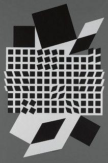 Victor Vasarely - Oeta-NY (1956)