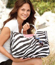 Fashion Print Tote Bags