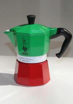 Italian coffee is an art