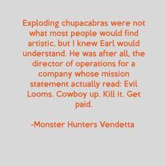 Monster Hunters Vendetta, (monster hunters international book 2) by Larry Correia