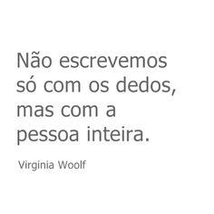 Virginia Woolf livroecafe.com