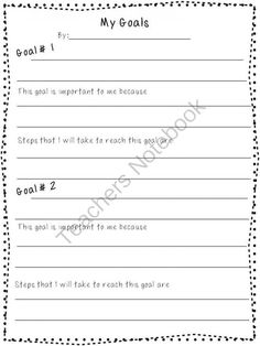 Printables Nwea Goal Setting Worksheet map goal setting sheet from because of a teacher on teachersnotebook com 1 page this data will help to record fall scores set g