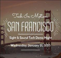 Event Invite: Tech Demo