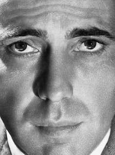 Humphrey Bogart. The camera was made for him, and he was made for it.  Alistair Cooke