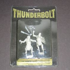 "Thunderbolt ""Giants"" The Game Preserve Cast Metal Products Scale Metal Figurines . Starting at $1"