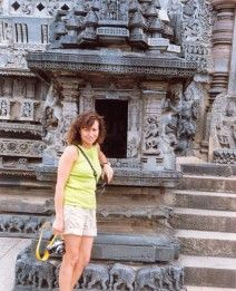 Tamil Nadu. Junio 1988. De templo en templo, siguiendo las rutas de los peregrinos