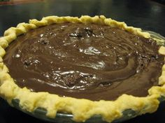 My Family's Secret Chocolate Pie Recipe | FoodGaZm..