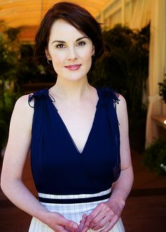 Michelle Dockery, TCA tour 2013