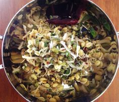 Mung Bean Sprouts Sundal   Vegetarian   Indian   A Life Time of Cooking