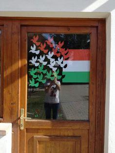 School Decorations, Origami, Frame, Home Decor, Picture Frame, Decoration Home, Room Decor, Origami Paper, Frames