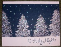 Sparkly Night