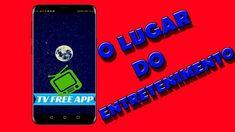 VAZOU!!!APLICATIVO PREMIUM DE ENTRETENIMENTO Smartphone, Tv, Youtube, Free, Apps, Entertainment, Television Set, Tvs, Youtubers