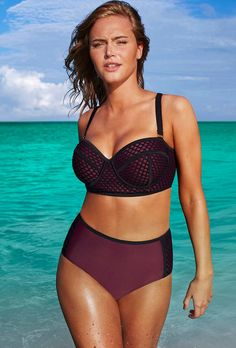 7db4f50f7208 53 Best Swimsuits for Large Bust images