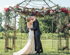 Venue: Natchez Hills Vineyard in Hampshire , TN Photography By: Jacob Bennett Photography