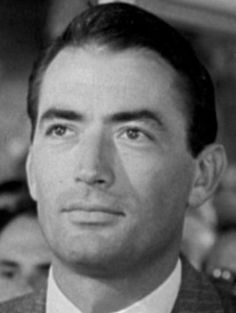 Gregory Peck - he was the most handsome of all the classic Hollywood stars! *swoon!*