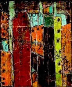 collages, April 2012 | Nancy Bell Scott