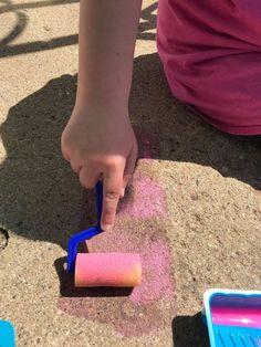 Rose Art Outdoor Fun Chalk Paint